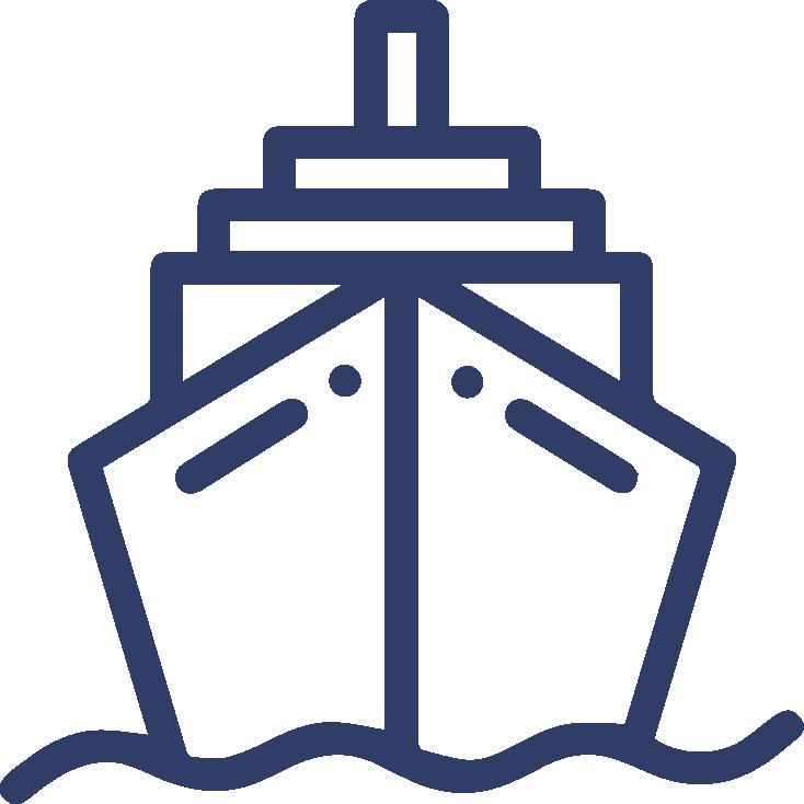 Thang chuyên dụng tàu biển