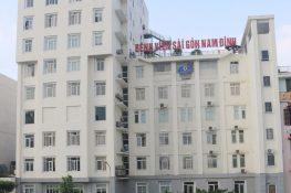 Bệnh Viện Sài Gòn Nam Định