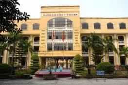 Trường cao đẳng y Hà Nam
