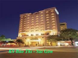 Khách sạn Bảo Thi Sài Gòn
